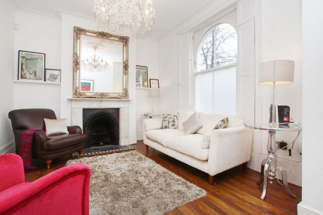 Thumbnail Terraced house to rent in Chantry Street, London