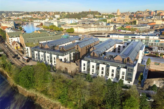 Thumbnail Flat for sale in Apartment D203.01, Wapping Wharf, Cumberland Road, Bristol