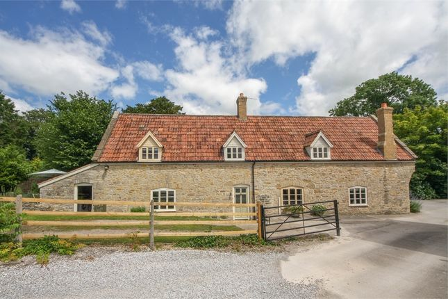 Thumbnail Barn conversion for sale in The Cider Barn, West End, Wedmore, Somerset