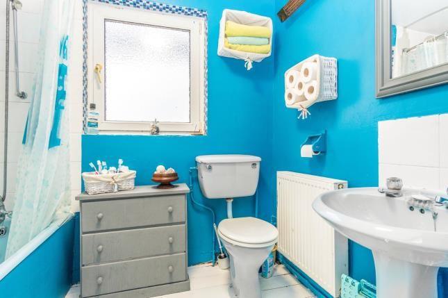 Bathroom of County Road, Penygroes, Caernarfon, Gwynedd LL54