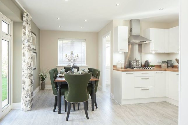 "Thumbnail Property for sale in ""The Nessvale"" at Bury Water Lane, Newport, Saffron Walden"