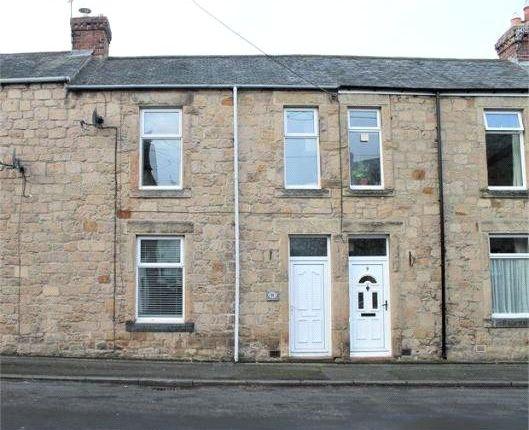 Front External of Eilansgate Terrace, Hexham, Northumberland NE46