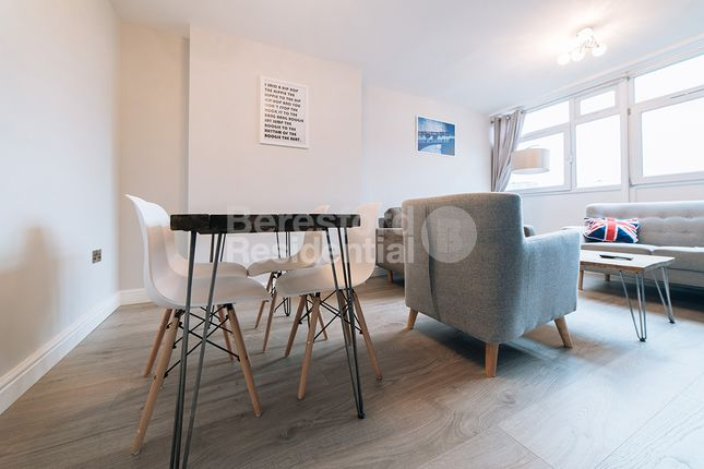Thumbnail Flat to rent in Latona Road, London
