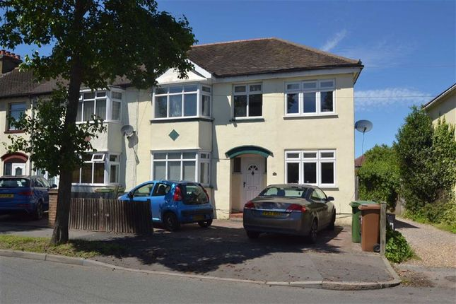 Thumbnail Semi-detached house to rent in Erskine Road, Sutton
