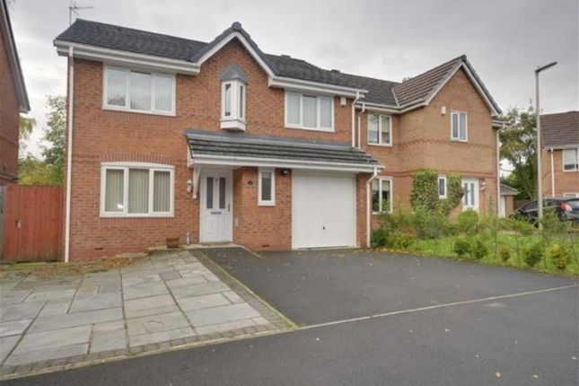 Thumbnail Detached house to rent in Pickley Court, Leigh, Greater Manchester