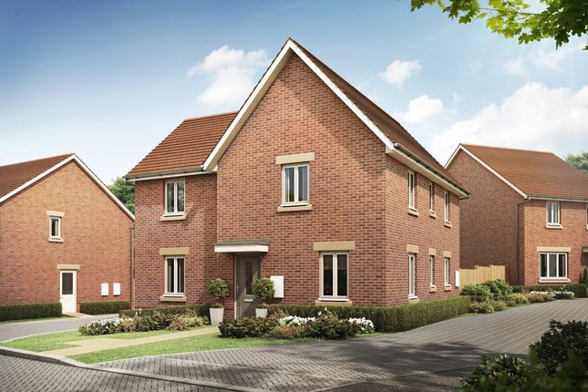 """Thumbnail Detached house for sale in """"Alderney"""" at London Road, Hassocks"""