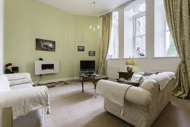 Thumbnail Flat for sale in St. Benedicts Abbey, Fort Augustus, Inverness, Highland