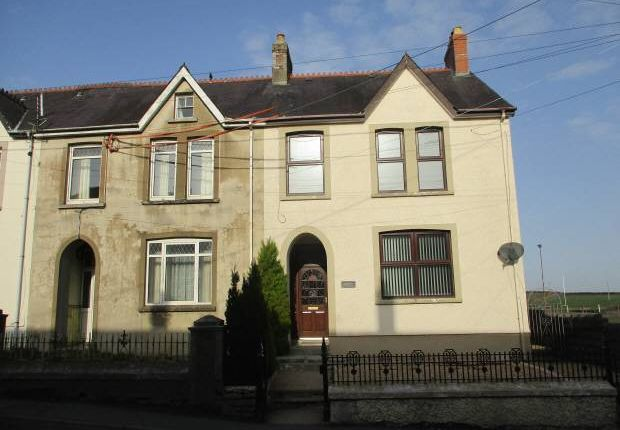 Thumbnail Property for sale in Crymych