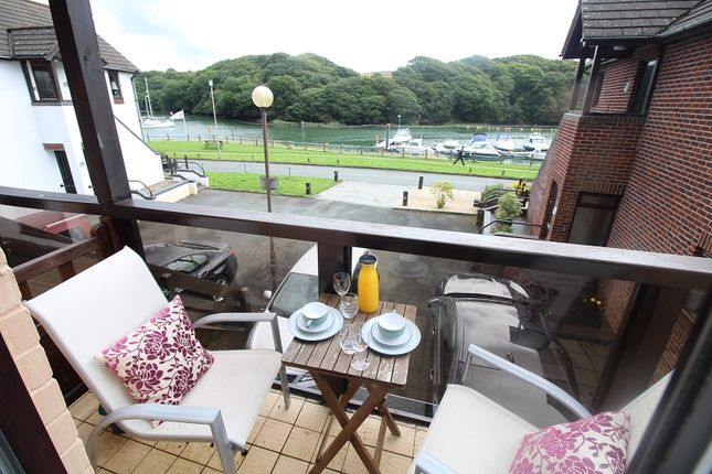 Thumbnail Semi-detached house for sale in Gaddarn Reach, Neyland, Milford Haven, Pembrokeshire.