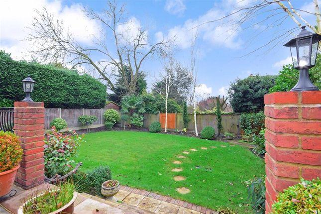 Rear Garden of Hartland Road, Epping, Essex CM16