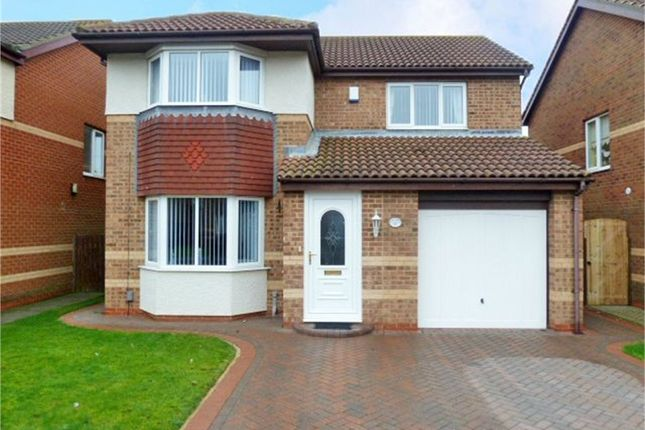 Thumbnail Detached house for sale in The Links, Seaton Carew, Hartlepool, Durham