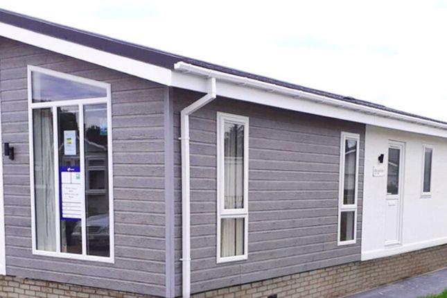 Thumbnail Mobile/park home for sale in Residential Park Home, Bromyard, Herefordshire