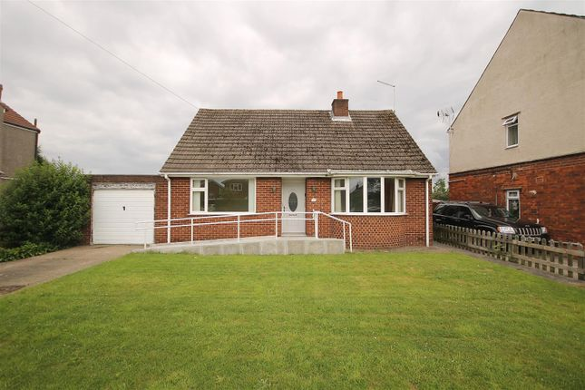 Thumbnail Detached bungalow for sale in Chesterfield Road, North Wingfield, Chesterfield