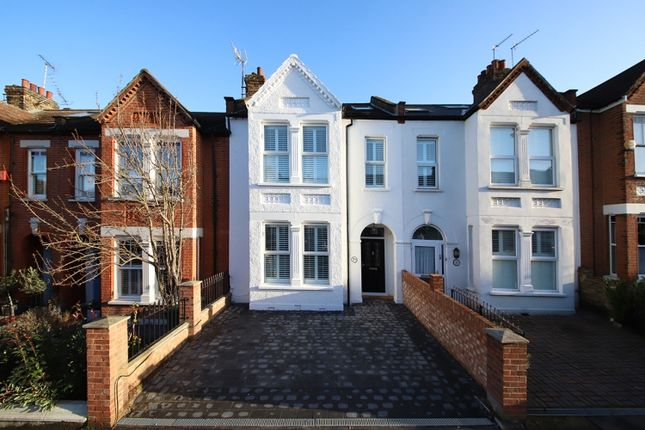 Thumbnail Terraced house for sale in Heathwood Gardens, London
