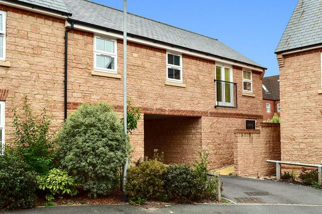 Thumbnail Flat for sale in Collett Road, Norton Fitzwarren, Taunton