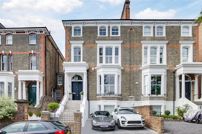 Thumbnail Semi-detached house for sale in Marlborough Road, Richmond, Surrey