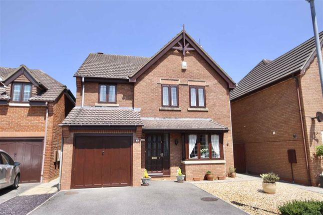 Detached house for sale in Balmoral Close, Chippenham, Wiltshire