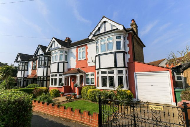 Thumbnail Semi-detached house for sale in Bosgrove, London