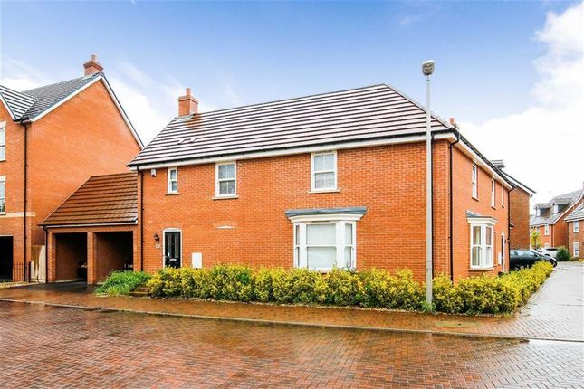 Thumbnail Semi-detached house for sale in Fletton Dell, Woburn Sands, Milton Keynes, Buckinghamshire