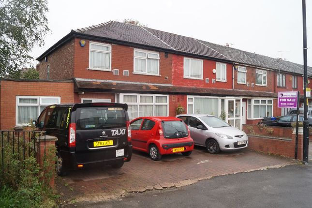 Thumbnail Terraced house for sale in Kirkmanshulme Lane, Longsight