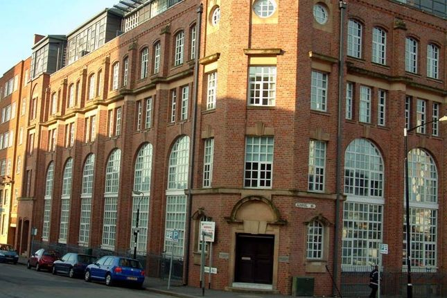Thumbnail 2 bed flat to rent in Ludgate Lofts, Ludgate Hill, Birmingham