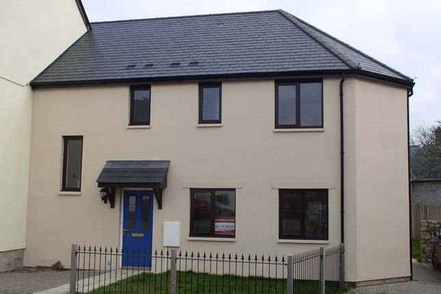Thumbnail Terraced house to rent in Old Barn Drive, Moretonhampstead, Newton Abbot