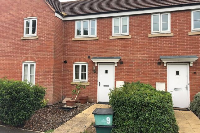 Thumbnail Terraced house to rent in Drydock Way, Hempsted, Gloucester