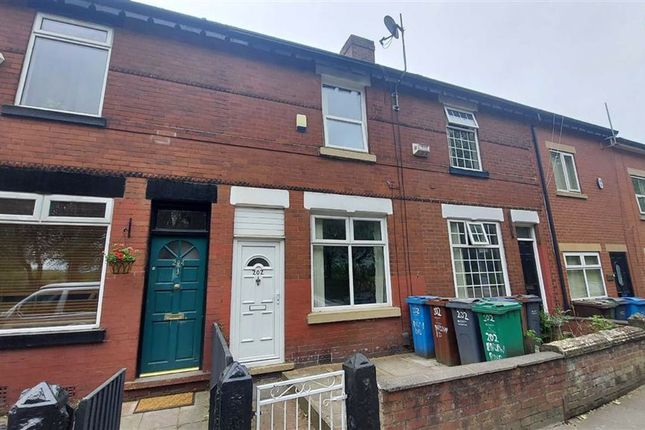 2 bed terraced house for sale in Barlow Road, Manchester, Manchester M19