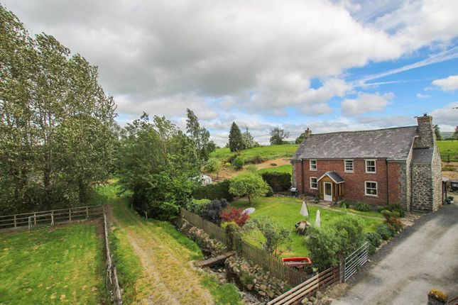 Thumbnail Detached house for sale in Rhayader