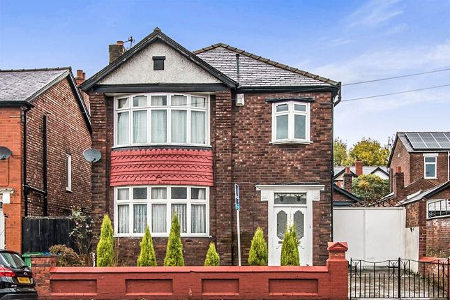Thumbnail Detached house for sale in Milwain Road, Burnage, Manchester
