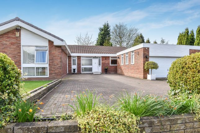 Thumbnail Detached bungalow for sale in Mead Rise, Edgbaston, Birmingham
