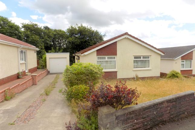 Thumbnail Detached bungalow for sale in Bryncatwg, Cadoxton, Neath