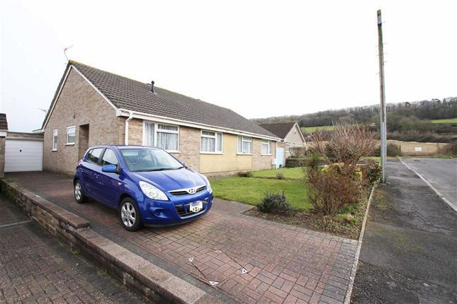 Thumbnail Semi-detached bungalow for sale in William Daw Close, Banwell