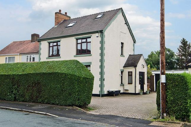 Thumbnail Detached house for sale in New Street, Chase Terrace, Burntwood