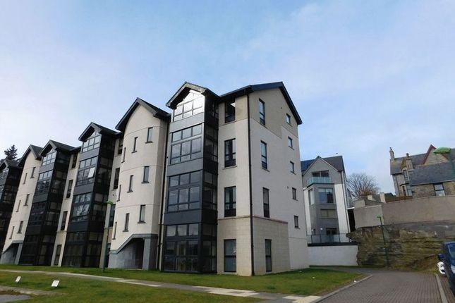 Thumbnail Flat for sale in Castle Gardens, Barrock Street, Thurso, Caithness