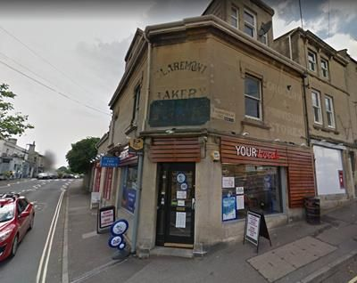 Thumbnail Commercial property for sale in 1-2, Fairfield Road, Bath