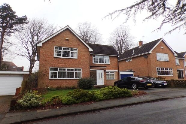 Thumbnail Detached house to rent in Greencroft Close, Darlington