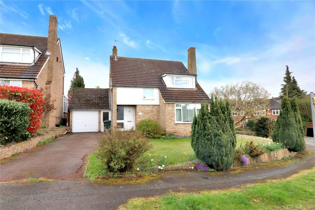 Thumbnail Detached house for sale in Little How Croft, Abbots Langley