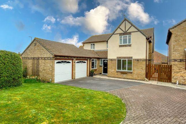Thumbnail Detached house for sale in Magister Road, Bowerhill, Melksham