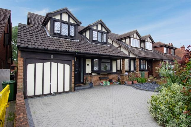 Thumbnail Detached house for sale in Tyler Avenue, Basildon, Essex