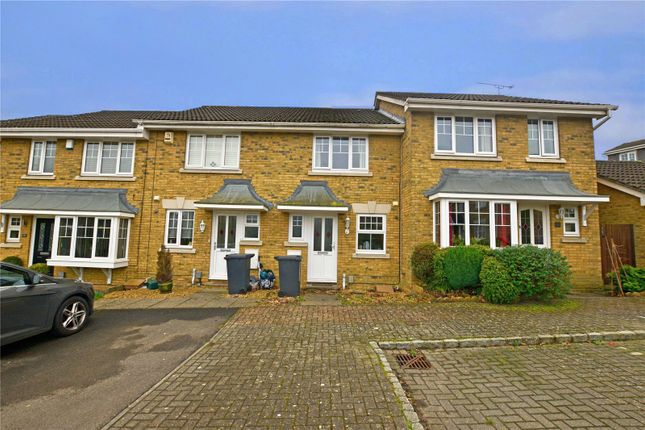 Thumbnail Terraced house to rent in Picton Close, Camberley, Surrey