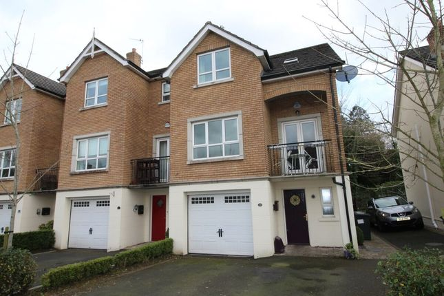 Thumbnail Terraced house for sale in The Rose Garden, Dunmurry, Belfast