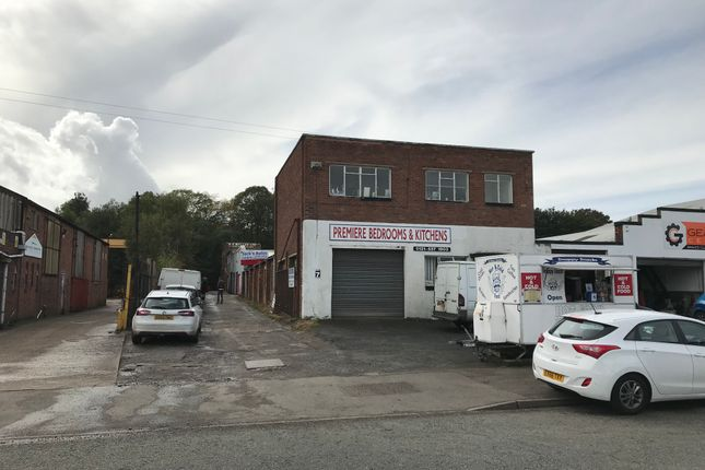 Thumbnail Warehouse for sale in Hainge Road, Tividale, Oldbury