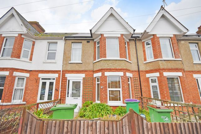3 bed terraced house for sale in Narrabeen Road, Folkestone CT19
