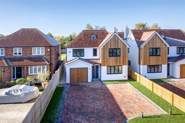 Thumbnail Detached house for sale in Oakley Lane, Chinnor, Oxfordshire