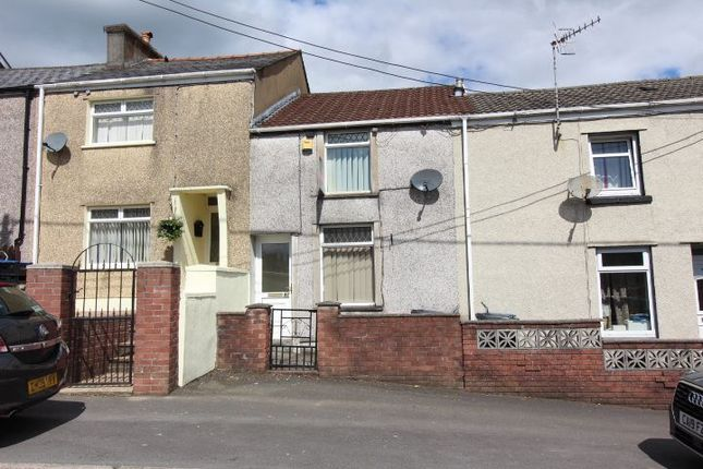 Thumbnail Terraced house for sale in Park Hill, Tredegar NP22.
