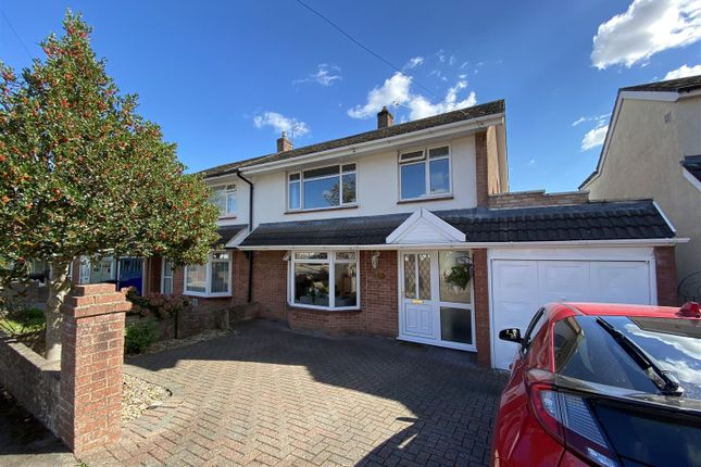 3 bed semi-detached house for sale in Severn Avenue, Tutshill, Chepstow NP16