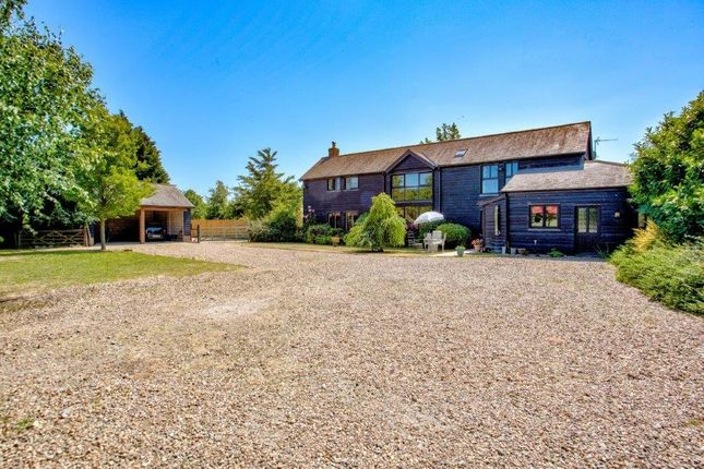 Thumbnail Barn conversion for sale in Frating Road, Ardleigh