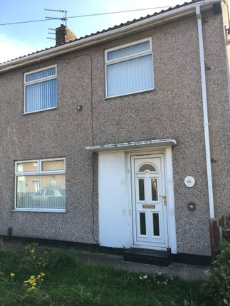 Thumbnail Semi-detached house to rent in Clynes Road, Eston