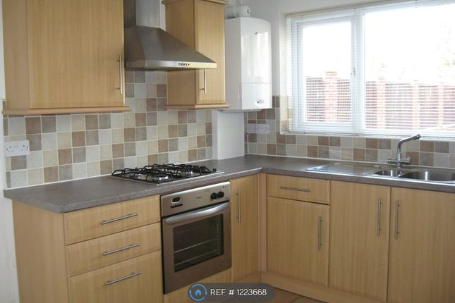 Thumbnail Terraced house to rent in Red Rose Court, Burton-On-Trent
